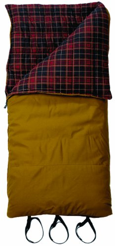 Slumberjack Big Timber 20 Degree Synthetic Sleeping Bag