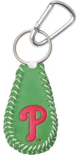 MLB Philadelphia Phillies St. Patrick's Day Baseball Keychain at Amazon.com