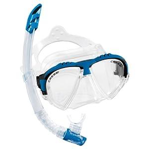 Cressi Matrix 潜水面镜+呼吸管套装$31.12
