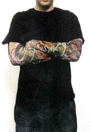 tattoo sleeves for guys. Pair of Tattoo Sleeves #12