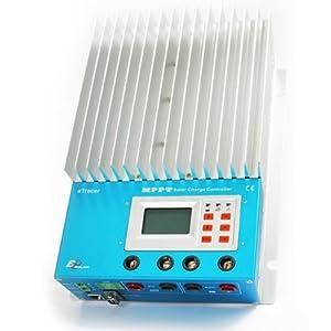 SunGoldPower MPPT 45A Solar Charge Controller 12V/24V/36V/48V Network Regulator