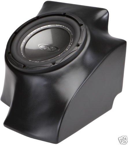 "Ssv Works Polaris Rzr, Rzr-S And Rzr4 Underdash Subwoofer Enclosure Includes 10"" Speaker"