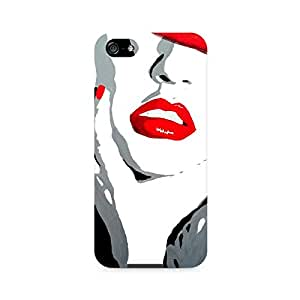 RAYITE Red Lips Premium Printed Mobile Back Case For Apple iPhone 5/5s Apple iPhone 5,Apple iPhone 5s,Apple iPhone 5s Cover,Apple iPhone 5s Back Cover,Apple iPhone 5s Cases and Covers,Apple iPhone 5s 32 GB,Apple iphone 5s 16 GB,Apple Iphone 5s Case