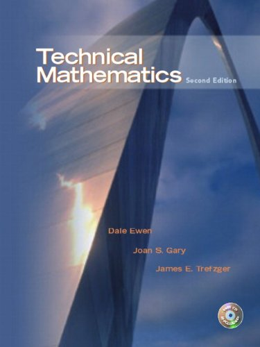 Technical Mathematics (2nd Edition)