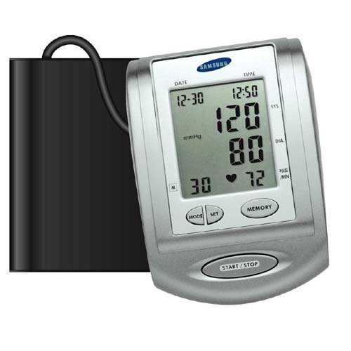 Cheap Equaline Samsung Super Premium Automatic Inflate Blood Pressure Monitor (BD-7000A)