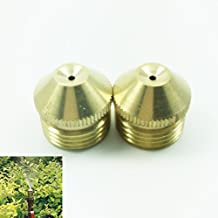 "Generic 10pcs/lot 1/2"" Dn15 Copper Brass Nozzle Gardening Supplies Atomizing Nozzle"