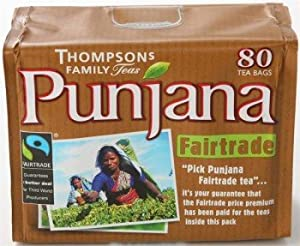 Punjana Fair Trade - 2 Pack from Punjana