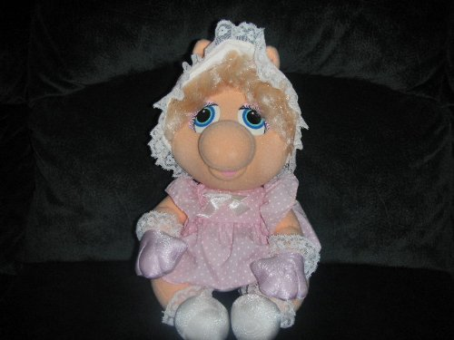 "Muppet Babies ""Miss Piggy"" Vintage - 1"