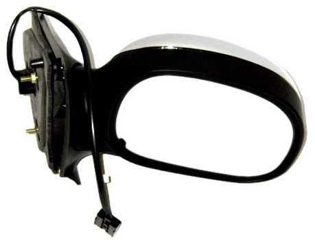 OE Replacement Ford Expedition Passenger Side Mirror Outside Rear View (Partslink Number FO1321161)