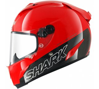 Casque shark race-r Pro Carbon Blank - S