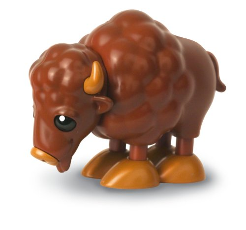 Tolo First Friends Bison Toy Figure front-710212
