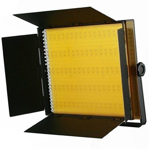 Cowboystudio Powerful 900 Led Dimmable Video Light Panel Photography Studio Portrait Lighting 24V Dc, 110V-230V (Cn900H)