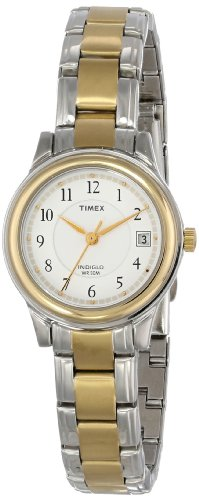 Timex Women'S Fashion Two-Tone Bracelet #T25771 front-793033