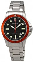 Mens Watches WENGER Battalion Diver 72343