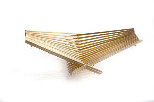 Chopstick Folding Basket - Small, Natural - 1