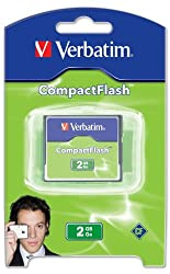 Verbatim 2GB CompactFlash? Card