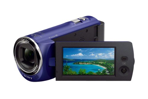 Sony HDR-CX220/L High Definition Handycam Camcorder with 2.7-Inch LCD (Blue)