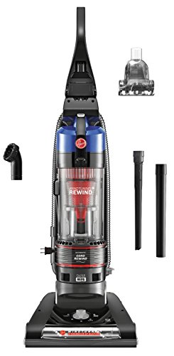 Hoover Vacuum Cleaner WindTunnel 2 Rewind Bagless Corded Upright Vacuum UH70825 (Carpet Cleaner Hoover 2 compare prices)
