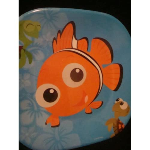Finding Nemo Dory Melamine Child's Plate Child's Finding