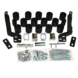 Performance Accessories (663) Body Lift Kit for Dodge Ram