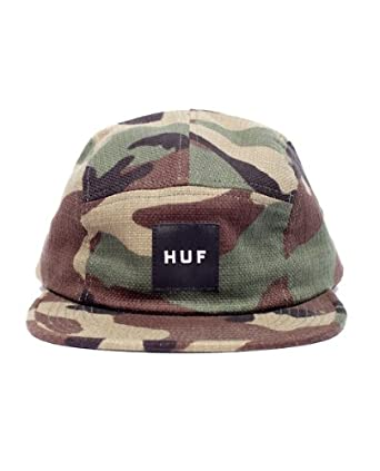 Casquette 5 Panel Huf Japanese Imprimé Camouflage Camouflage -