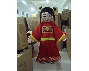 Walking Cartoon Cartoon Doll Clothing Female Costume Cosplay Costume Play
