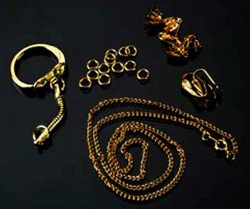 Rock Tumbler Jewelry Kit - 1