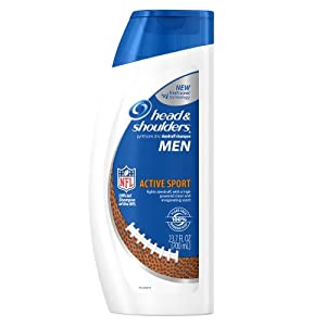Head & Shoulders Active Sport For Men Dandruff Shampoo 23.7 Fl Oz Coupons Promo Codes Discounts 2013 images