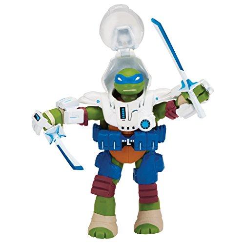 Teenage Mutant Ninja Turtles Dimension X Leonardo Figure (Space Weapons Toys compare prices)