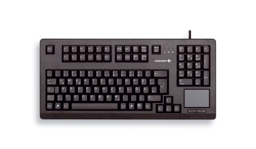 Cherry Black Keyboard