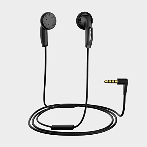 Evidson Audio Sound Supreme X55 Earphones with Mic Black