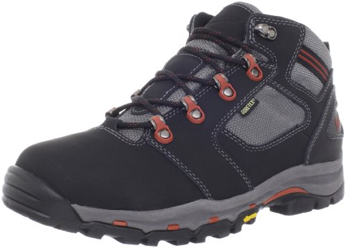 Danner Men's Vicious 4-Inch Black Work Boot