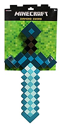 Minecraft Next Generation Diamond Sword by ThinkGeek