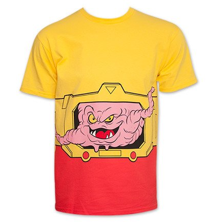 Teenage Mutant Ninja Turtles TMNT Krang Costume TShirt