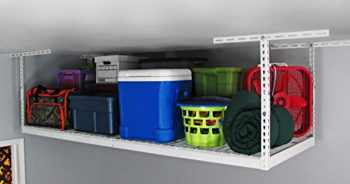 SafeRacks - 3x8 Overhead Garage Storage Rack (24