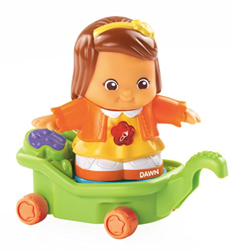 VTech Go! Go! Smart Friends Dawn and her Wagon - 1