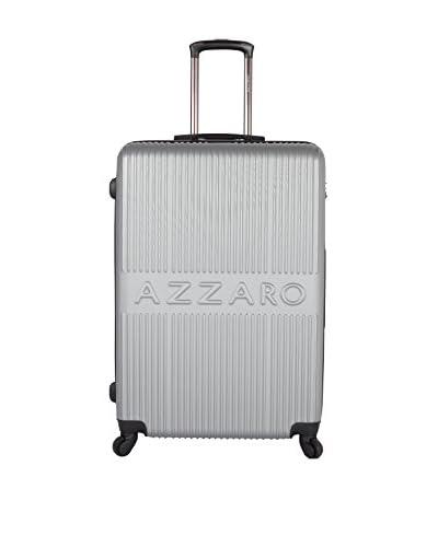 Azzaro Trolley rígido Ema Plata 65 cm
