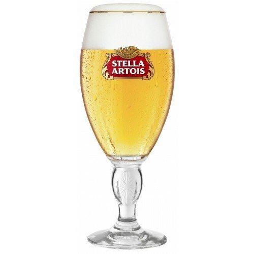 Stella Artois Beer Glasses front-280065