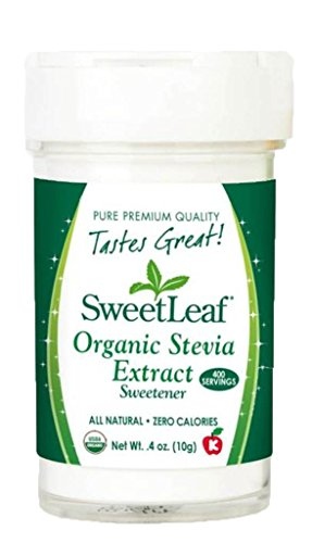 SweetLeaf Organic Stevia Extract, 0.4 Ounce (Sweetleaf Extract compare prices)