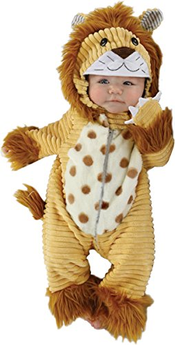 Morris Costumes Little Boys Safari Lion Costume, 3-6M