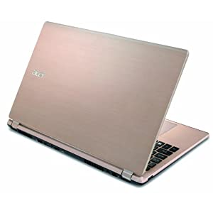Acer Aspire V5-552PG-X809 15.6-inch Touchscreen Laptop (Champagne Ice)