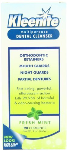 regent-labs-kleenite-multipurpose-dental-cleanser-9-ounces-pack-of-4-by-regent-labs