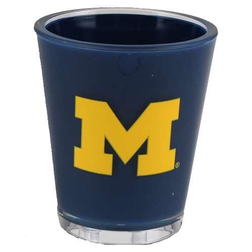 Michigan Wolverines Shot Glass