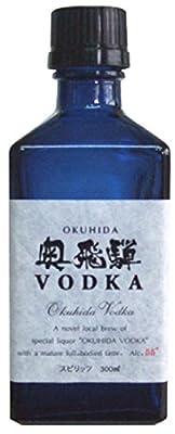 高木酒造 奥飛騨 ウオッカ55度 720ml