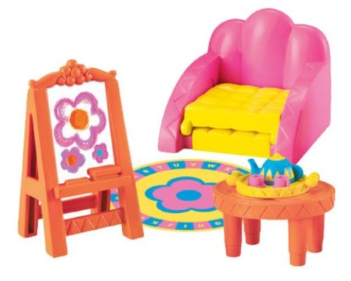 Dora The Explore Talking House -Dora'S Playroom Pack