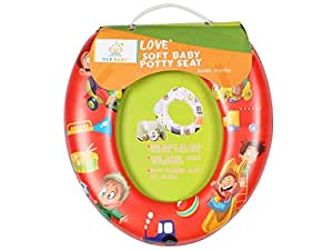 Ole Baby Ole Baby Kids Picnic Party With Musical Instruments , Padded, Soft, and Durable,Full Cushion Assorted Potty Trainer Seat