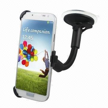 Excellent-Value-de-pare-brise-de-voiture-Holder-support-pour-Samsung-GT-i9500-S4-noir