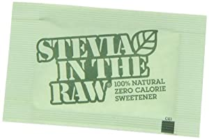 Stevia In The Raw Sweetener (Box of 1000 1g Packets)