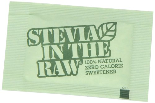 Stevia In The Raw Yes! Sweetener Box Of 1000 1G Packets (Packaging May Vary)