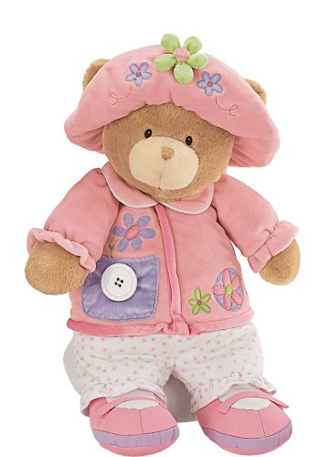 Gund Teddy Beat ''Teach Me To'' Girl